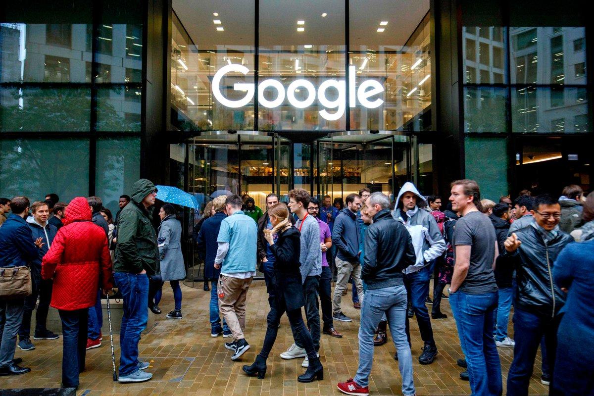 Google walkouts spark change