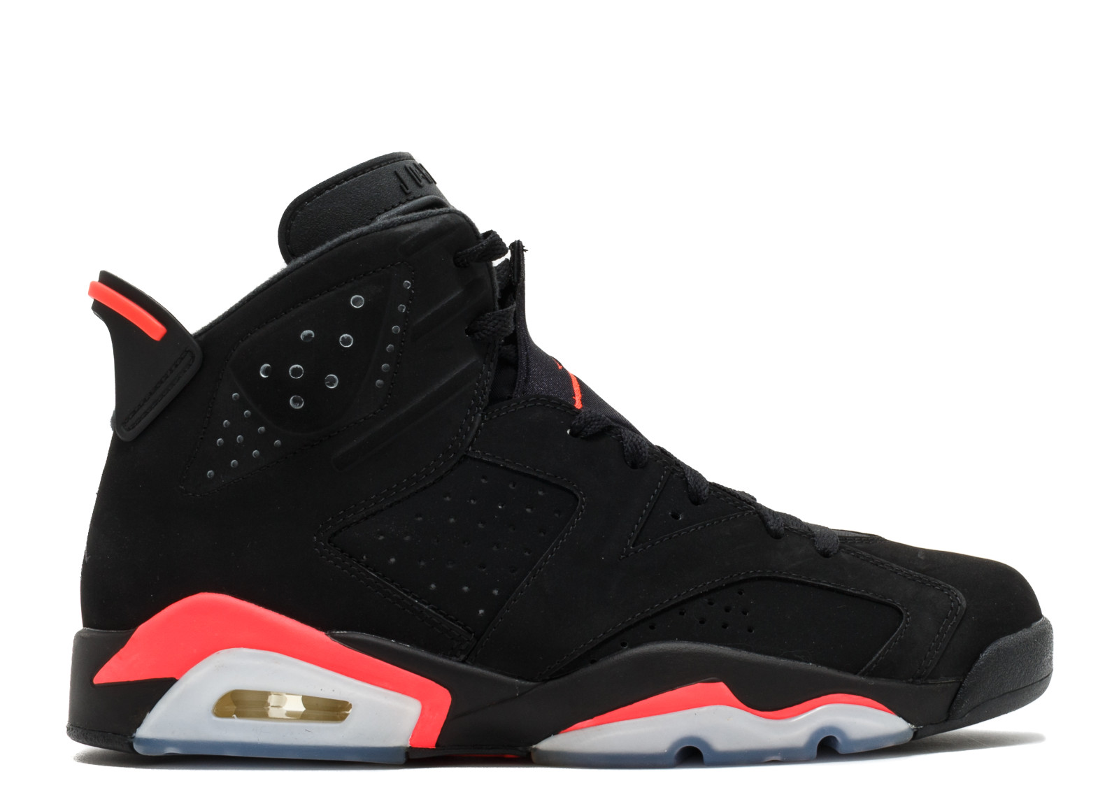 Jordan 6 Retro Black Infared 2019